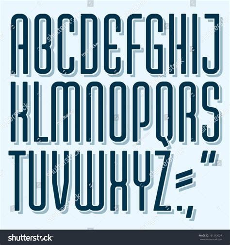 Decorative Typeface by Image Gallery Decorative Typeface
