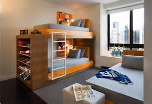 modern bunk bed cool and modern children s bunk beds and baby