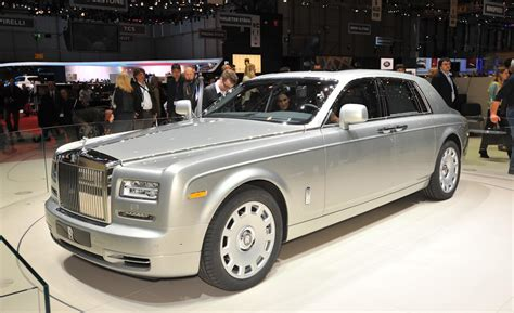 rolls royce phantom price car and driver