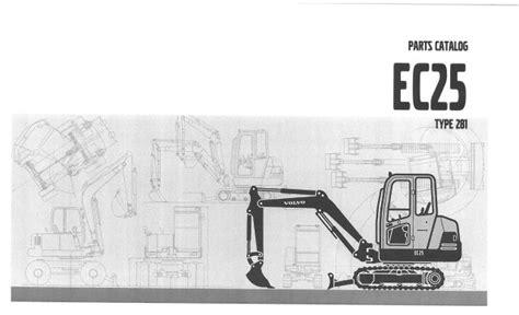 volvo ec25 wiring diagram 28 images volvo p1800