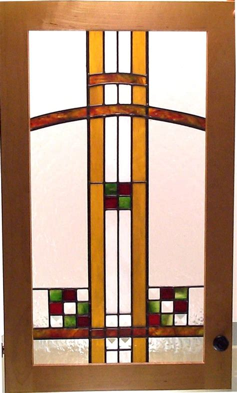 stained glass cabinet doors 337 best images about craftsman mission style on pinterest