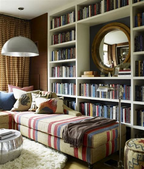 Decorating A Home Library 37 home library design ideas with a dropping visual