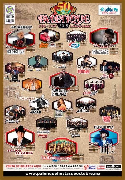 octubre fallecidos artistas 2016 calendario de las fiestas de octubre 2015 zona guadalajara
