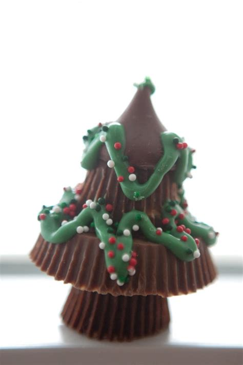 make reese cup christmas tree images