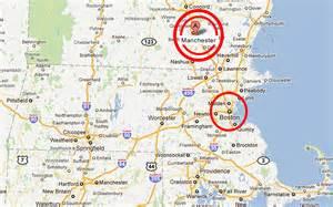 manchester new hshire map manchester new hshire map swimnova