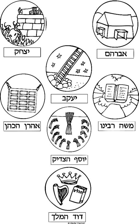 Free Coloring Pages Of Sukkah Sukkah Coloring Pages