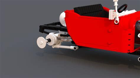 hot uc themes lego ideas hot rod quot red rocket quot
