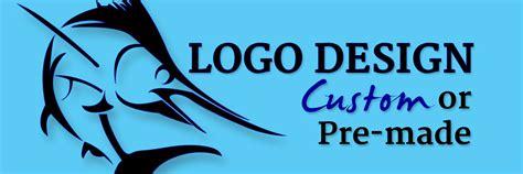 fishing boat logo ideas fishing logo design 187 black marlin blog
