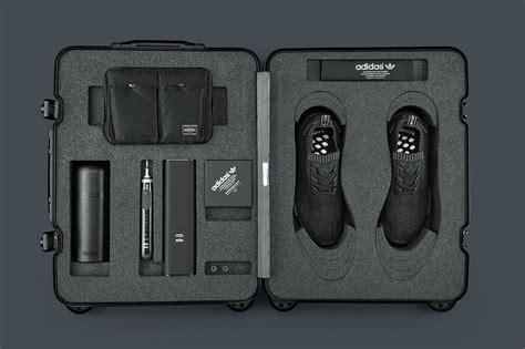 Sepatu Adidas Nmd R1 Pk Primeknit Pitch Black Premium Quality adidas originals nmd r1 pk pitch black friends and family hypebeast