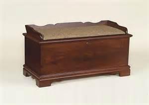 Cushion For Cedar Chest How To Make A Chest Cushion