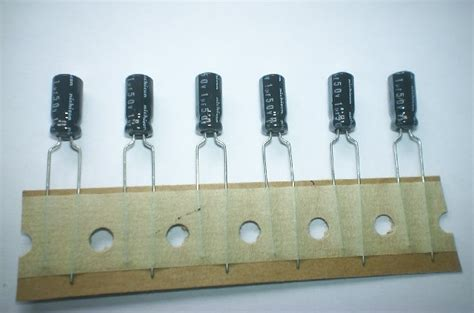 what is elco capacitor wisp628 kit