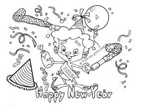 happy new year coloring pages free coloring pages of happy new year 2015