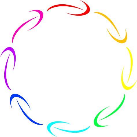 arrow color text box png image and clipart clipart arrows frame colour