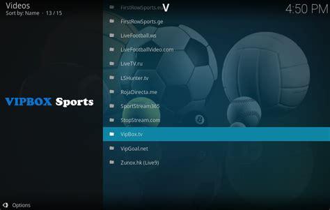 epl on kodi how to watch english premier league epl online on kodi