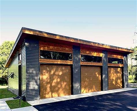 commercial garage plans 25 best ideas about modern garage on pinterest modern