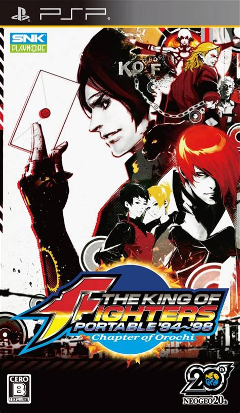 emuparadise king of fighters 98 the king of fighters portable 94 98 chapter of orochi