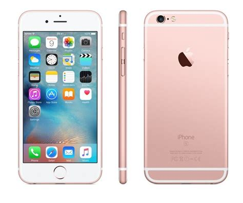apple iphone 6s plus 16gb 64gb 128gb gsm quot factory unlocked quot smartphone phone ebay