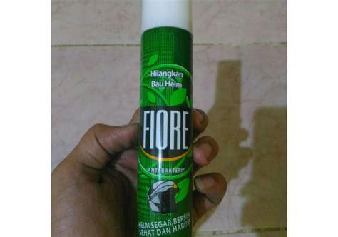 Fiore Spray Anti Bakteri Penghilang Bau Helm Jaket Sepatu review untuk sle fiore anti bakteri gratis yukcoba in