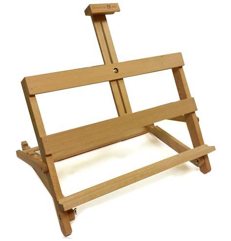 Beech Wood Foldable Table Top Display Easel Artist Art Desk Easel For