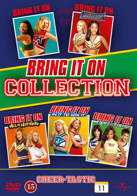 Dvd Bring It On bring it on collection