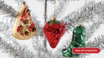 food ornaments christmas epicurious com epicurious com
