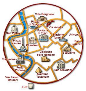 vodafone porte di roma porta di roma mappa beautiful mappa di roma via di prima