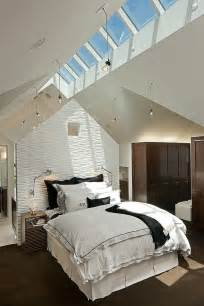 23 stylish bedrooms that bring home the of skylights