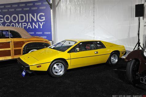 lotus esprit s1 1976 1980 lotus esprit s1 lotus supercars net