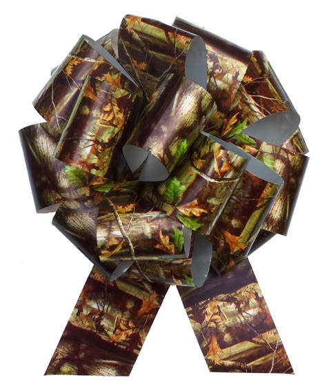 camouflage ribbon next camo camouflage pull ribbon bow gift