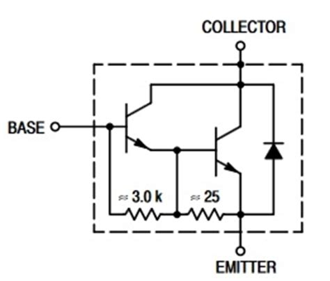 transistor equivalent circuit mj11028 n p n transistor complementary pnp replacement pinout pin configuration substitute