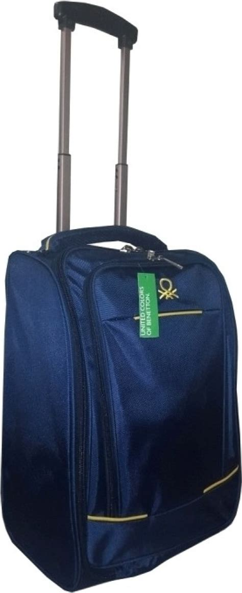 united bags cost united colors of benetton trolley small travel bag
