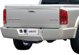 2006 Dodge Ram Rear Bumper Xenon Dodge Ram Rear Bumper Cover Autotrucktoys