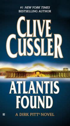 atlantis found dirk pitt atlantis found dirk pitt series 15 by clive cussler 9780425177174 paperback barnes noble