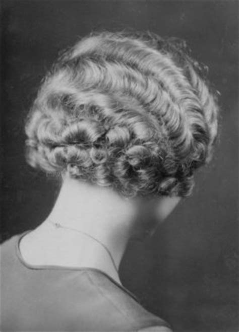 perms in the 1930s 1930s perm hair and makeup artist handbook
