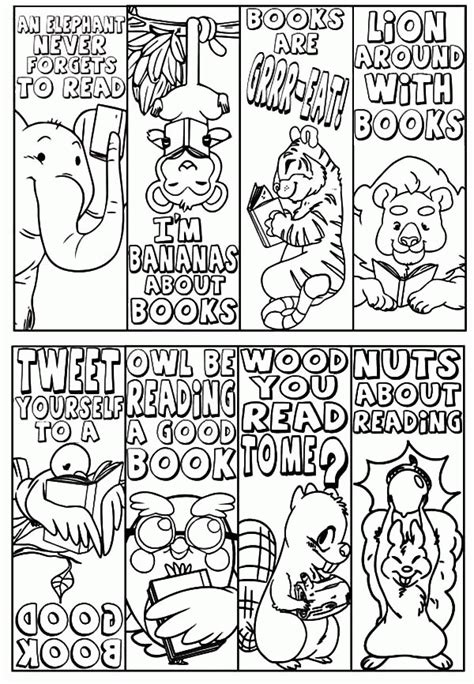 coloring pages  adults bookmarks coloring home