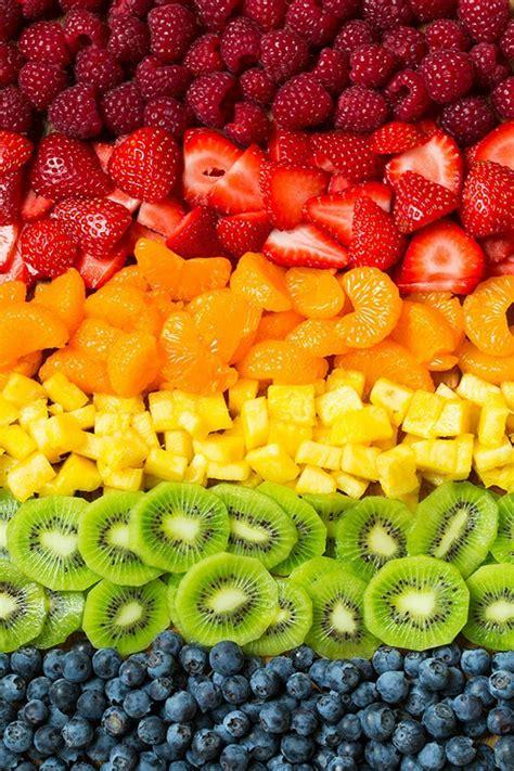 fruit rainbow fruit rainbow image 2999653 by bobbym on favim