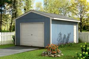 how to build a one car garage custom building package kits one car garage