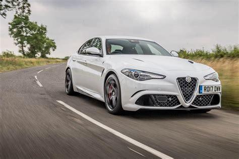 Alfa Romeo Quadrifoglio by Alfa Romeo Giulia Quadrifoglio Term Test Review Car