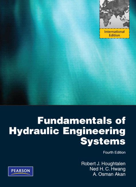 Pearson Education Fundamentals Of Hydraulic Engineering
