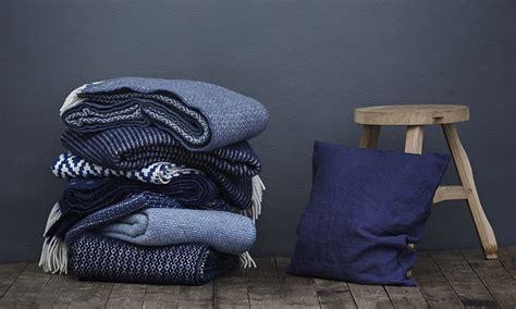 Wolldecken Und Kissen by Klippan Wolldecken Und Baumwolldecken Aus Schweden