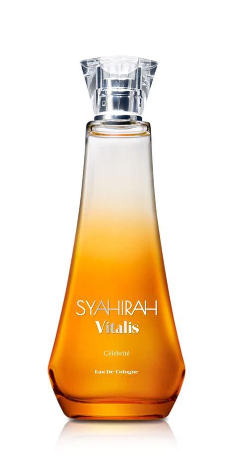 Parfum Vitalis 100ml syahirah vitalis eau de cologne serlahkan pesonamu raih
