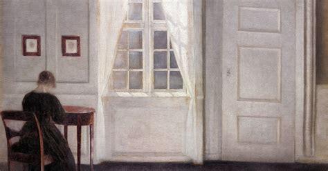 vilhelm hammershois paintings  scandinavia house