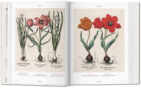 basilius beslers florilegium the 9783836557870 basilius besler s florilegium the book of plants klaus walter littger werner dressend 246 rfer