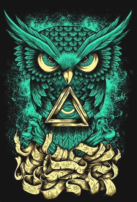 tattoo inspiration owl owl illustration daily inspiration pinterest