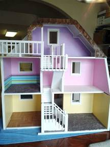 wooden barbie doll houses best 25 barbie doll house ideas on pinterest
