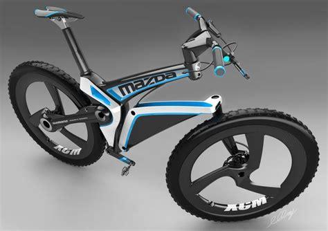 Mountainbike Audi by Mazda Xcm Concept Cross Country Mountain Bike Mazda And