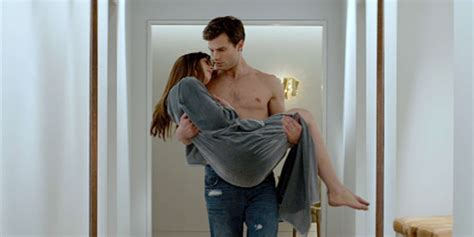 fifty shades of grey film hot scenes the one scene in fifty shades of grey the internet isn t