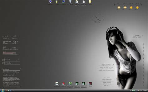 pc themes price list 2014 63 new best rainmeter themes skins for windows pc 2014