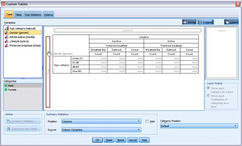 spss tutorial advanced how to create pivot tables in excel pivot tables archives