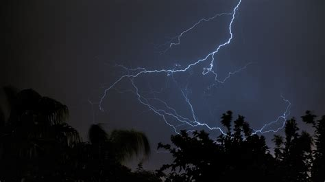 what is sky lighting lightning across the sky image free stock photo